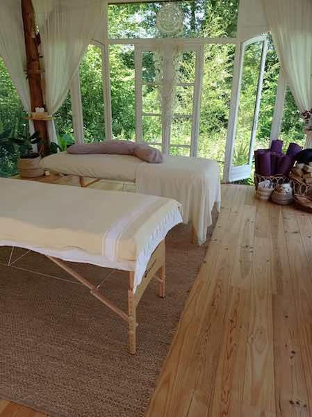 massage insolite en duo St Martin de Hinx
